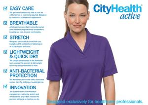 cityhealth active